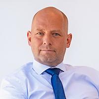 Adm. direktør Martin Borgstrøm