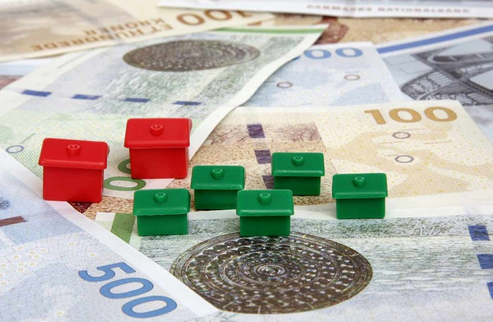 hvad koster lån til bolig