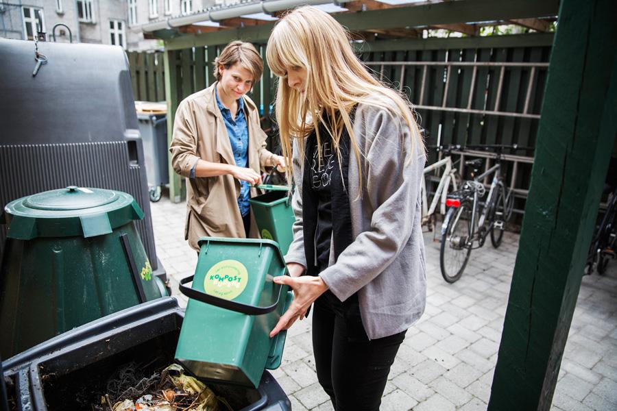 Kompostering i andelsboligforeninger