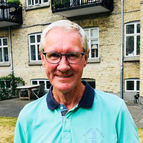Kristian Jepsen, Formand