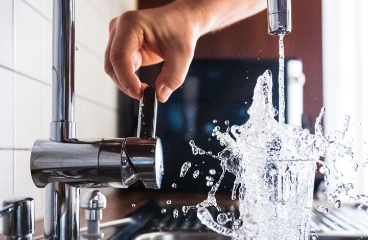 Formindsk vandforbruget