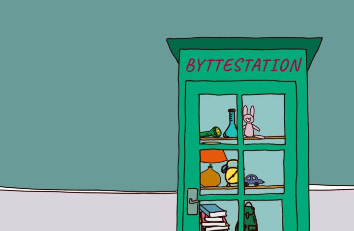 Byttestation