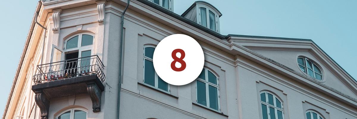 8. Regeringen vil afskaffe offentlige ejendomsvurderinger af andelsboligforeninger