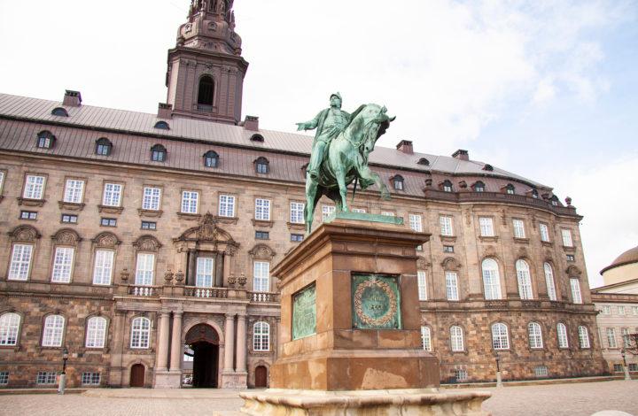 Billede af Christiansborg